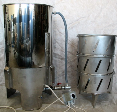 Электронагреватель для кипячения и стерилизации инструмента, материала и лабораторной посуды