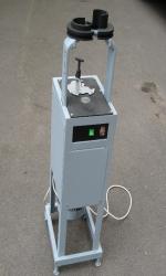 Выпрессовочное устройство для асфальтобетонных образцов ВУ-5/380В для форм №№ 5, 7, 10