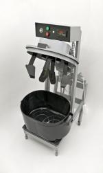 Смеситель  ЛС-АБ-10 для асфальтобетонных смесей